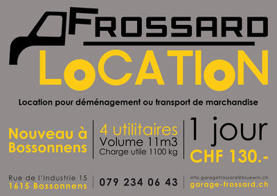 FROSSARD LOCATION