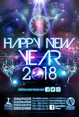 NEW YEAR THEOS 2018
